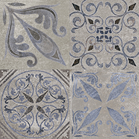 Porcelanosa Park +16815 Плитка нап. керамич. ANTIQUE SILVER S-R, 59,6x59,6