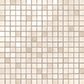 Atlas Concorde Marvel Stone Wall +26876 Мозаика MARVEL CREAM PRESTIGE MOSAIC Q, 30,5x30,5